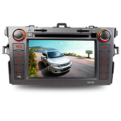 Eonon Newly Released Special Car DVD Player D5120 for Toyota Corolla in This August