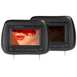 Different Types of Car Video Monitors