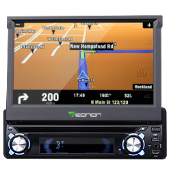 What is POI for Car GPS Navigation?