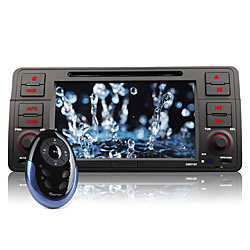 Introduction to Car DVD Player with Steering Wheel Control
