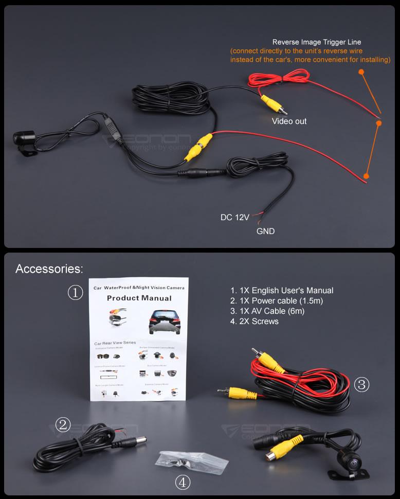 eonon low price camera car dvd car monitors car gps navigation. Black Bedroom Furniture Sets. Home Design Ideas