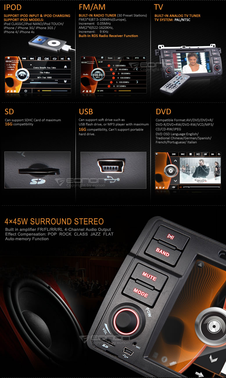 Eonon Bmw Wallpaper 28 Images E46 17 Pin Wiring D5150 Diagram By D5113 7 Inch Digital Touch Screen Car Dvd Gps Player