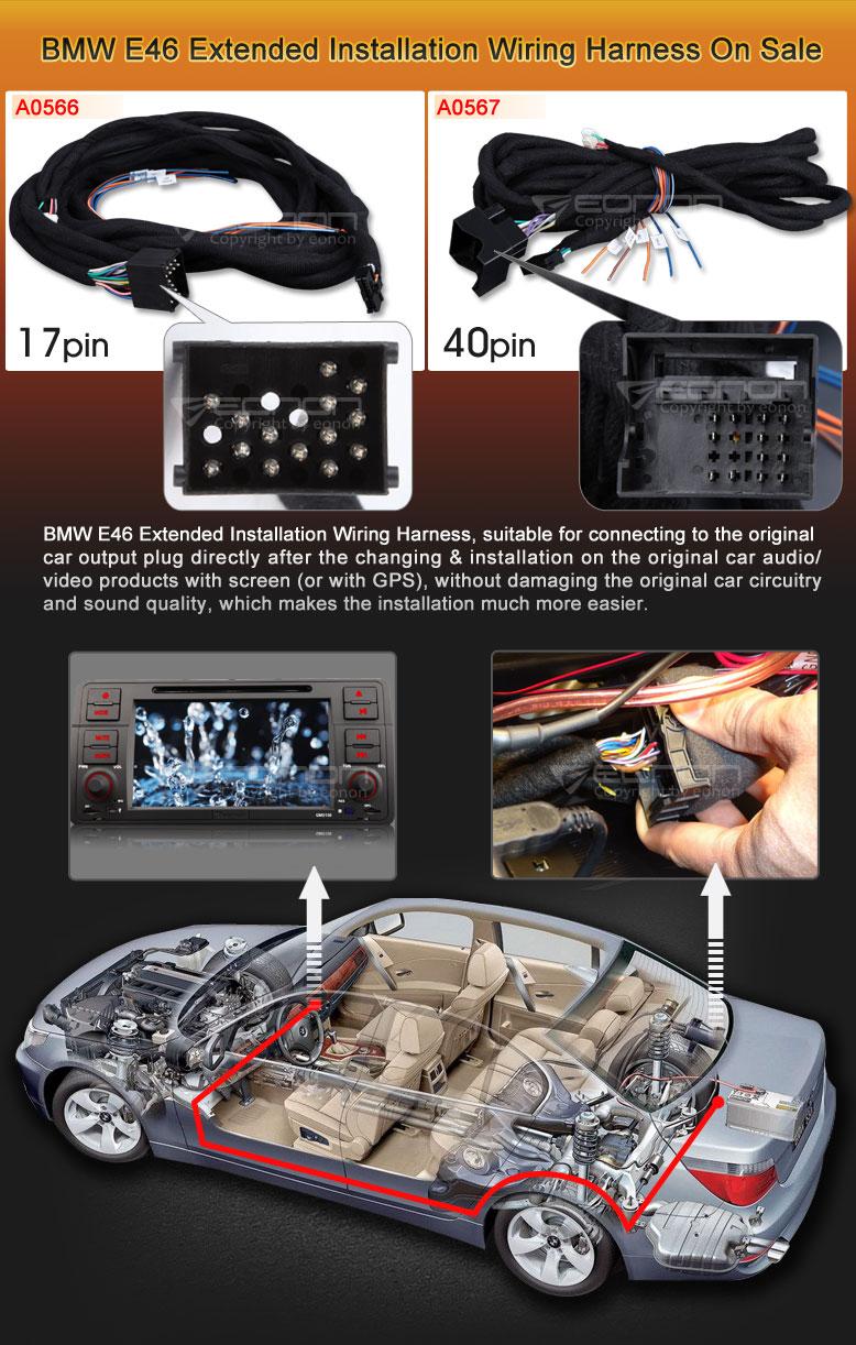 Eonon D5150 Car DVD Specific Car DVD Car DVD for BMW E46