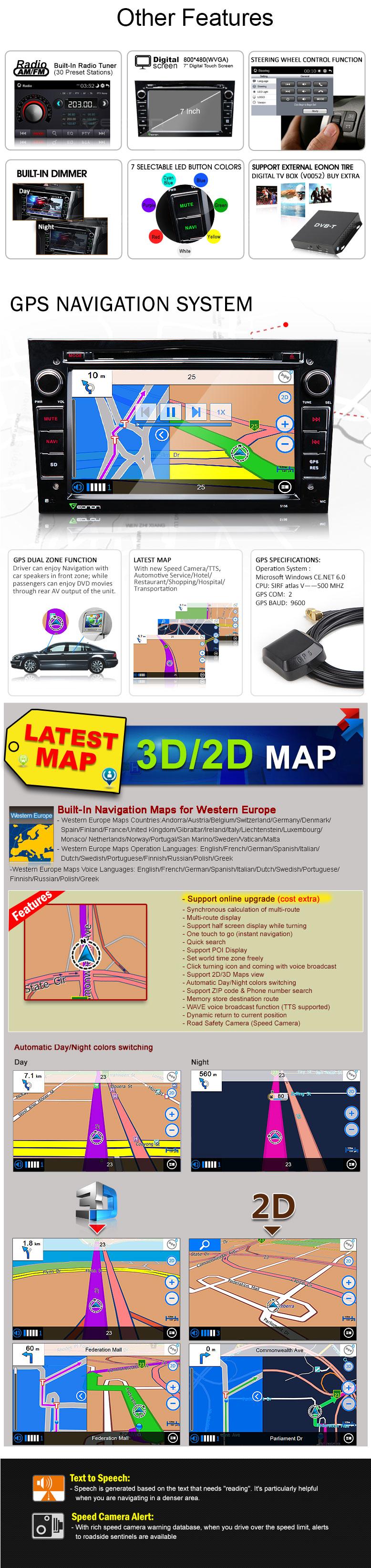 Car DVD GPS for CORSA ASTRA, ZAFIRA, VECTRA, ANTARA, MERIVA
