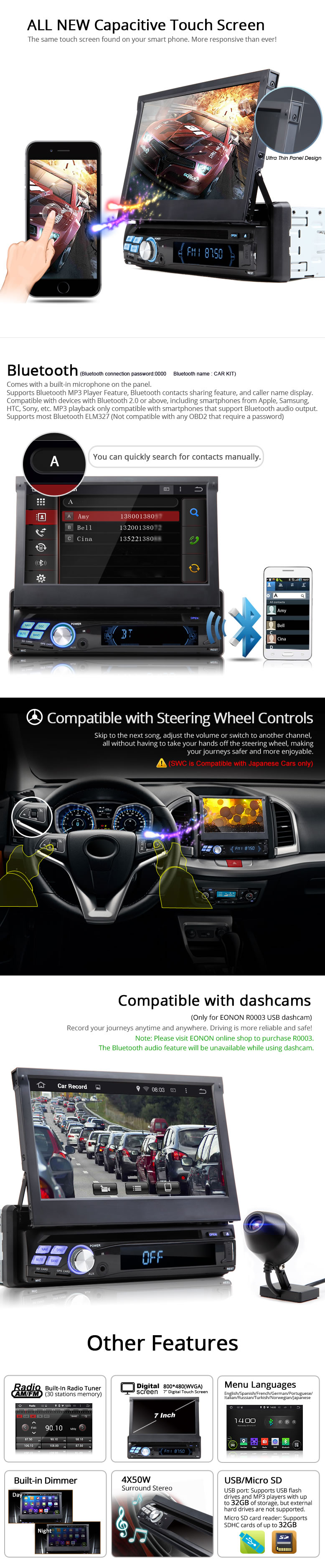 1 Din GPS Navigation,android car gps,car gps