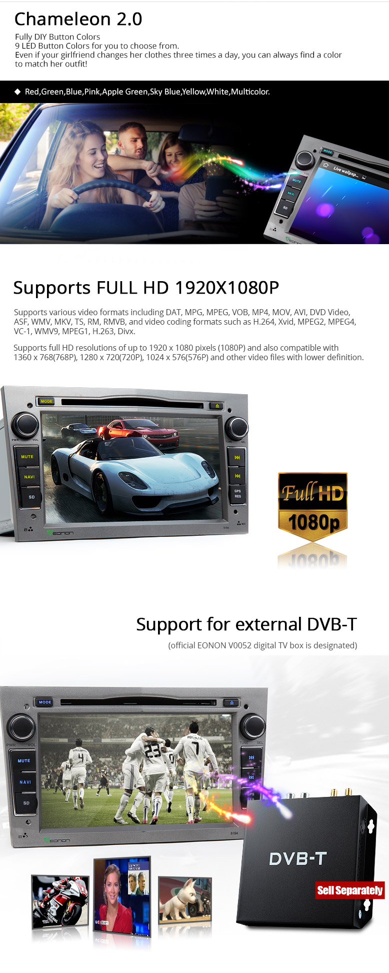 Opel navi,car dvd player,car dvd players