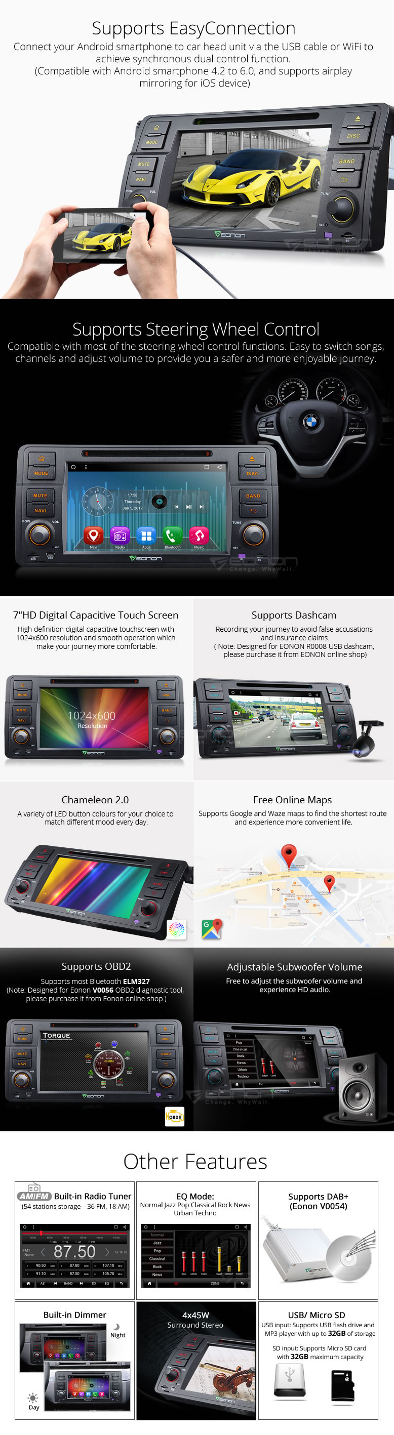 More details about the great ga7150 android 6 0 car stereo just check here