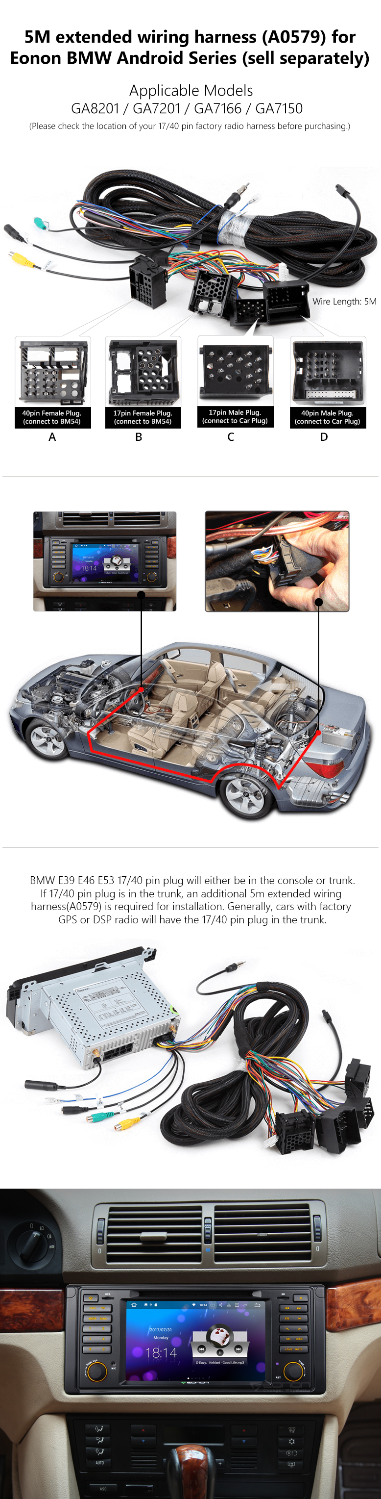 GA8201 06 android vehicle specific gps ga8201 Wiring Harness Diagram at aneh.co
