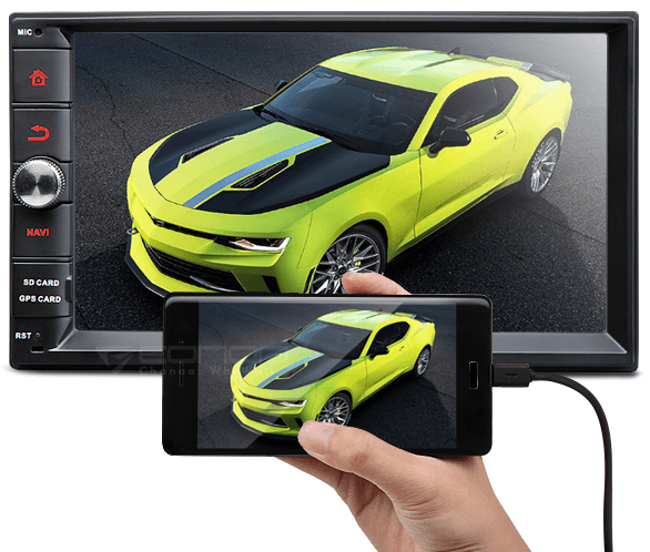 Eonon GA2165 | New Developed Android 7 1 2GB-RAM Head Unit Universal