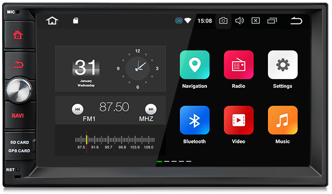 Eonon GA2170 | New Developed Android 8 0 4GB-RAM Octa-Core Head Unit