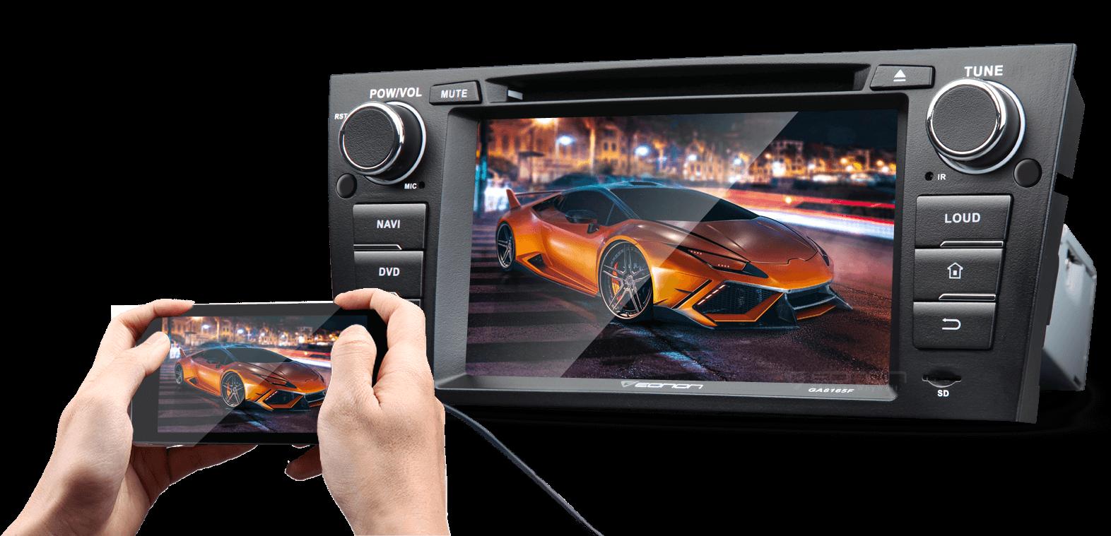 Eonon GA6165F | BMW Android 5 1 Car DVD | BMW E90/E91/E92/E93