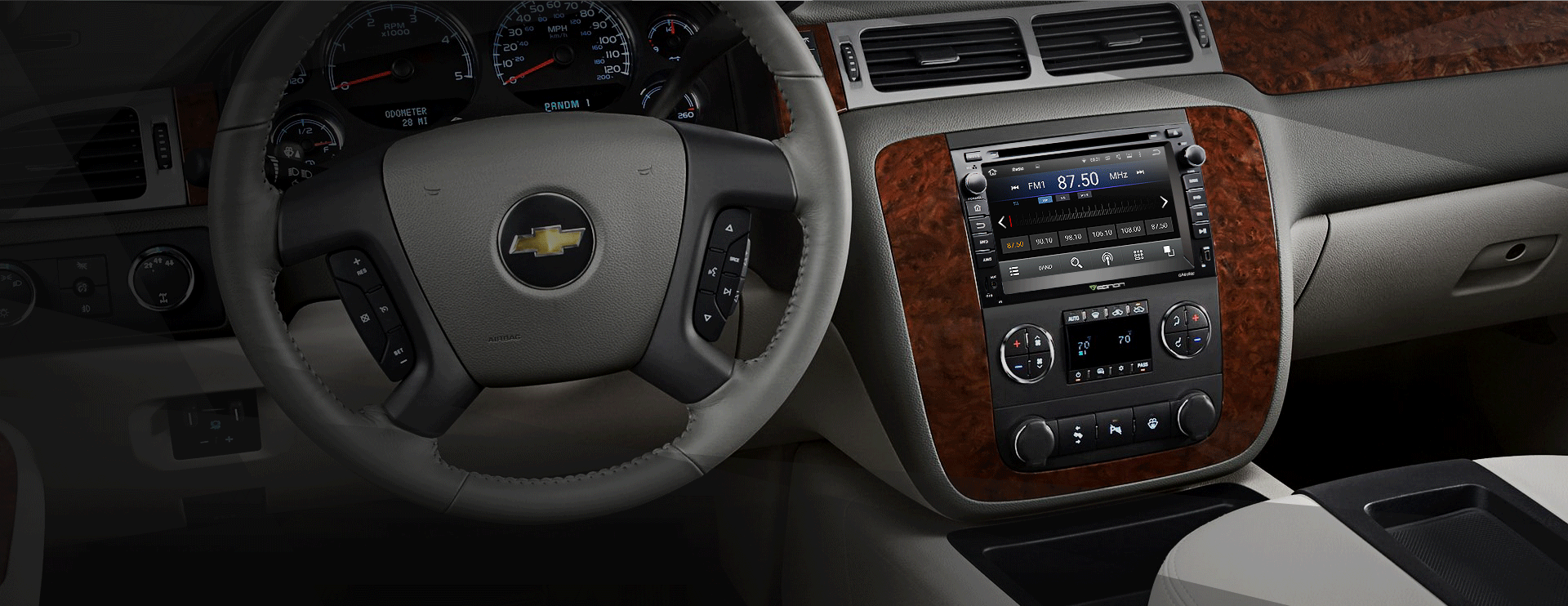 With a shorter form factor the ga6180f is tailored to fit perfectly and seamlessly into chevrolet gmc and buick