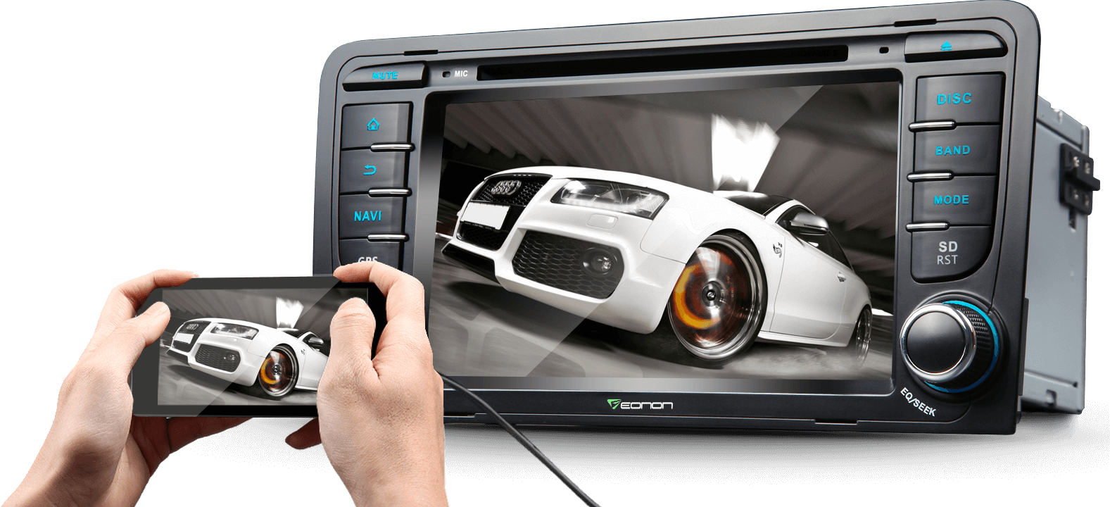 Audi A3/S3 Android 6 0 Multimedia Car GPS with Mutual