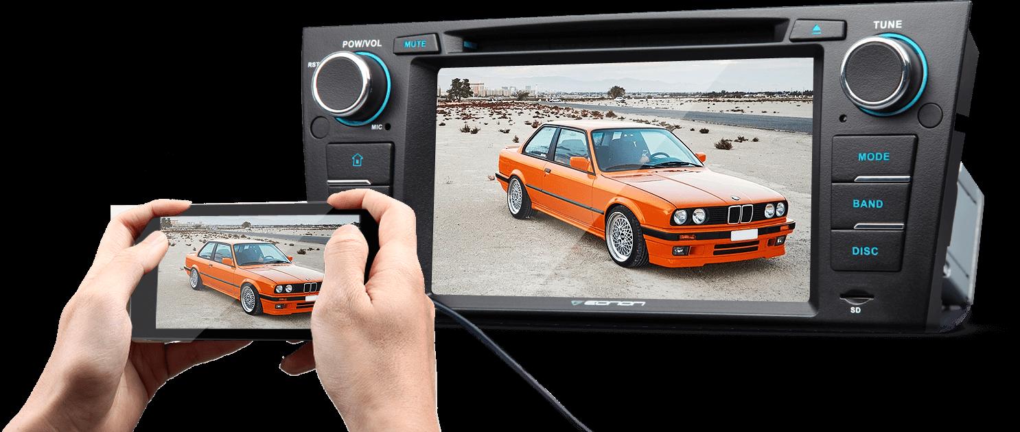 BMW E90/E91/E92/E93 Android 6 0 Quad-Core Multimedia Car DVD GPS