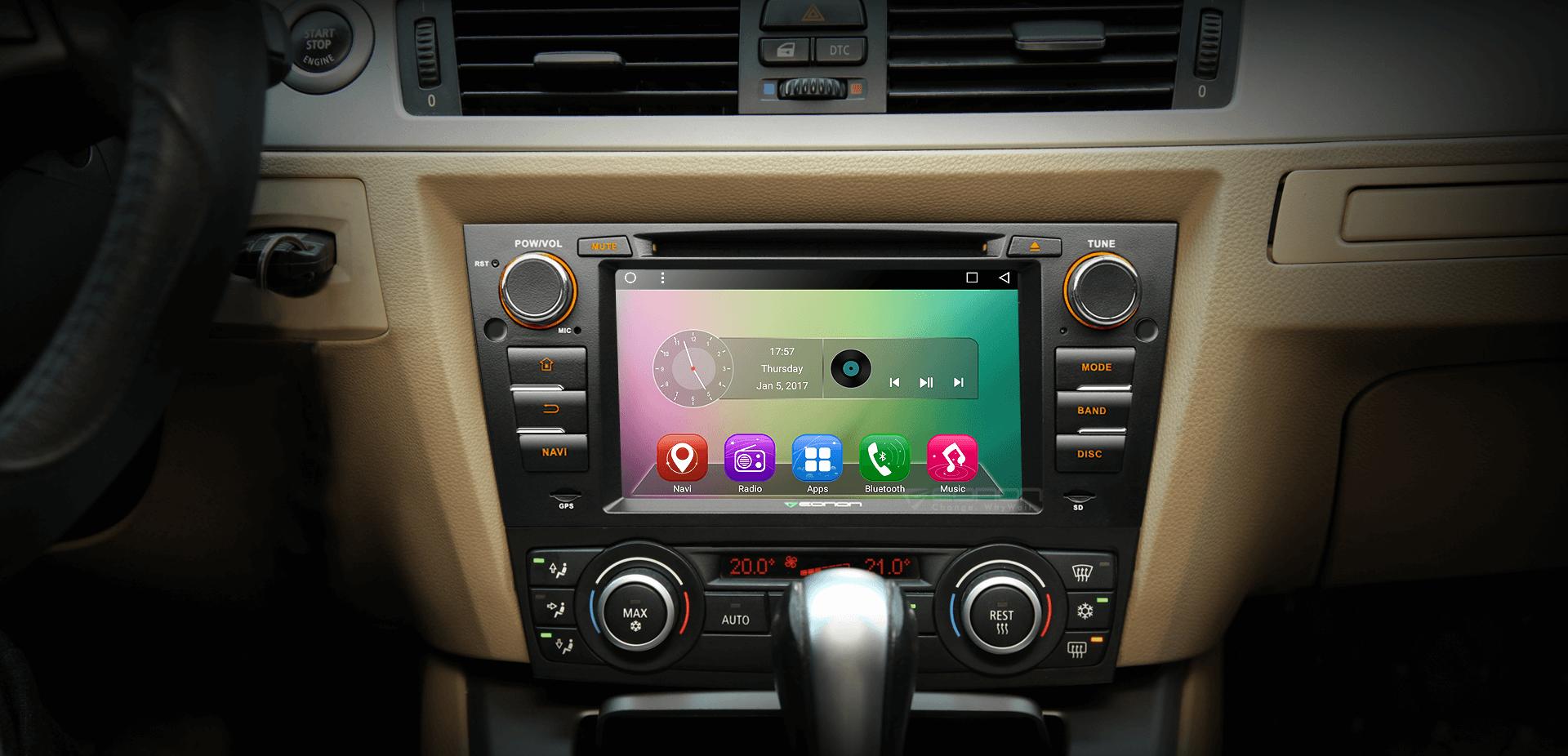 Eonon GA7165 | BMW Android 6 0 Car DVD | BMW E90/E91/E92/E93