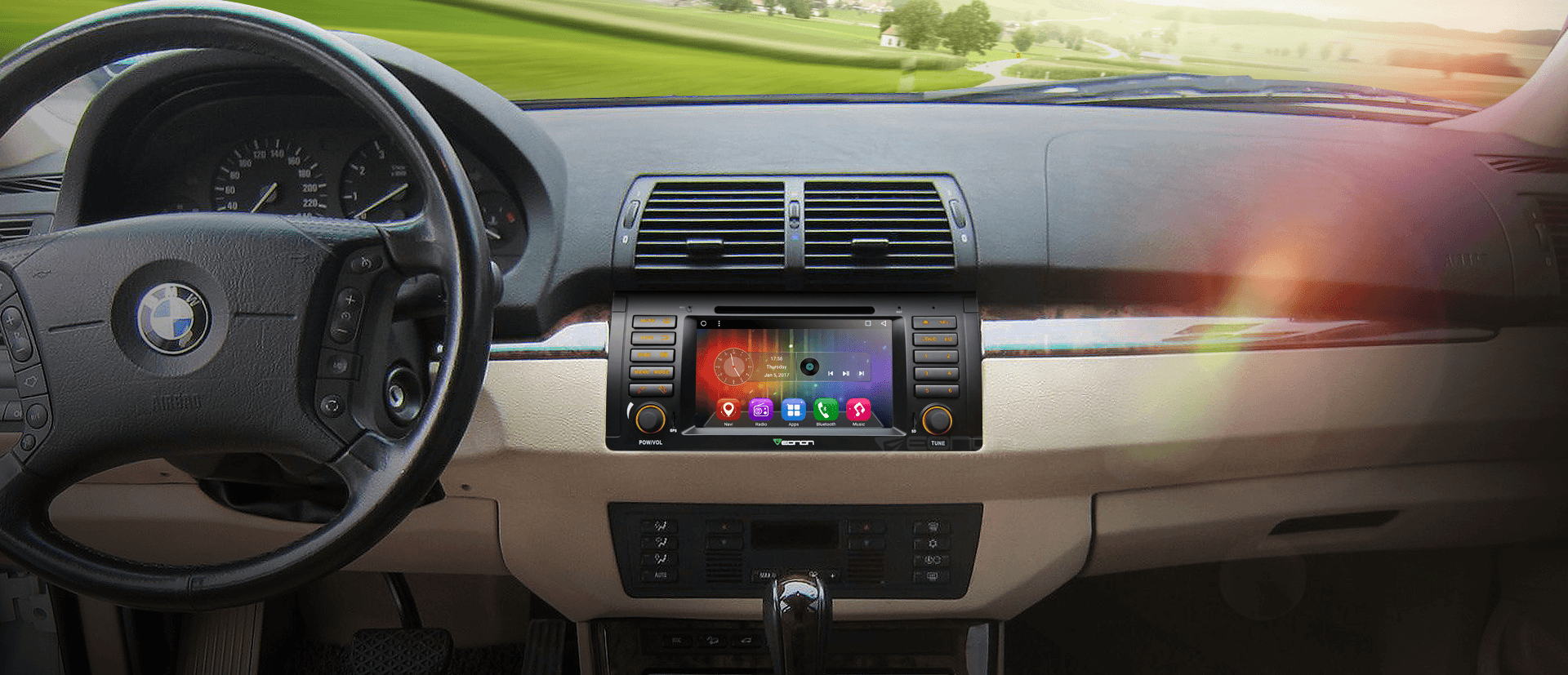 bmw e53 android 6 0 marshmallow 7 multimedia car dvd gps with mutual control easy connection free. Black Bedroom Furniture Sets. Home Design Ideas