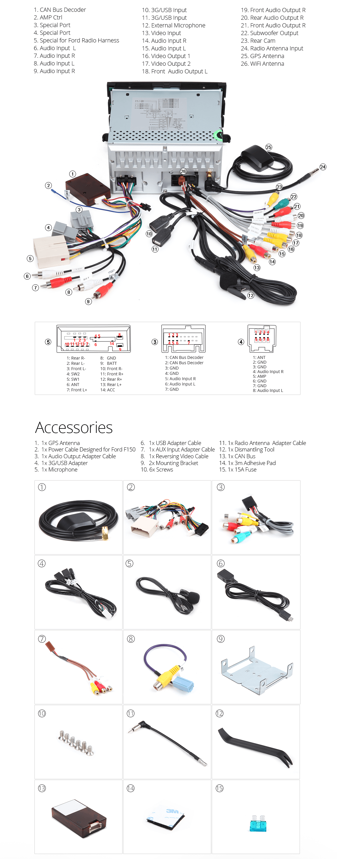 Stereo Wiring Diagram 2013 Focus St Sony Wiring Diagram On 2005 F150