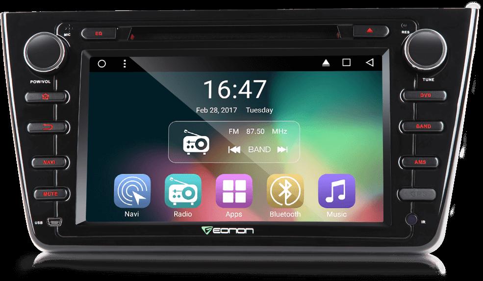 Eonon Ga7198 Mazda 6 Android 6 0 Car Gps Mazda 6 Android Navigation Mazda 6 Car Gps