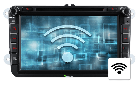 Eonon GA9153A | Volkswagen/SEAT/SKODA Android 8 0 Oreo 4G RAM High