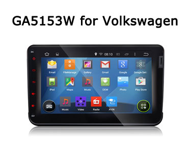 New Android 4.4 Quad-Core Car GPS for Volkswagen and Mazda 3 areReleased without DVD Player Functio