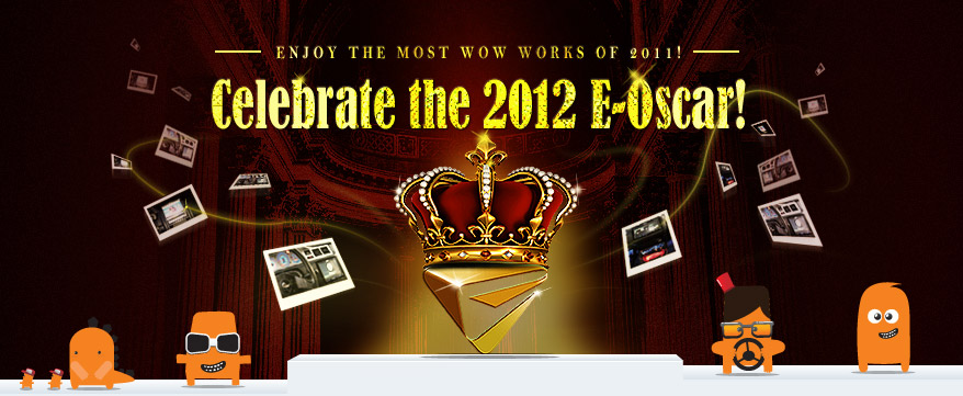 Eonon 2012 E-Oscar: Enjoy the Most Wow Photos/Videos of Car DVD