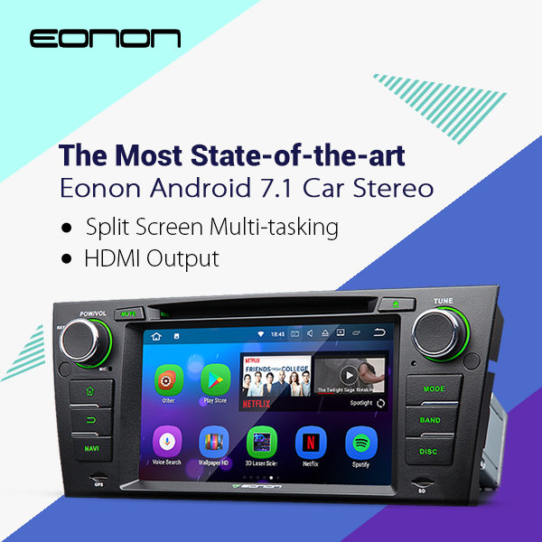 Eonon Official Site with Top-notch Android Car Stereo, Car GPS, Car Radio/Audio, Head Unit & More