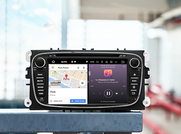 Head Unit for ford
