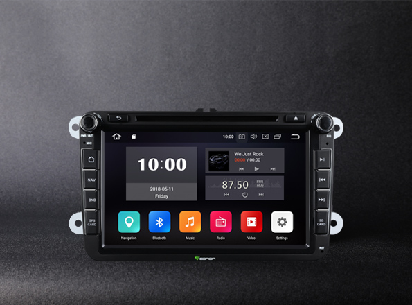 Car Navigation for Volkswagen