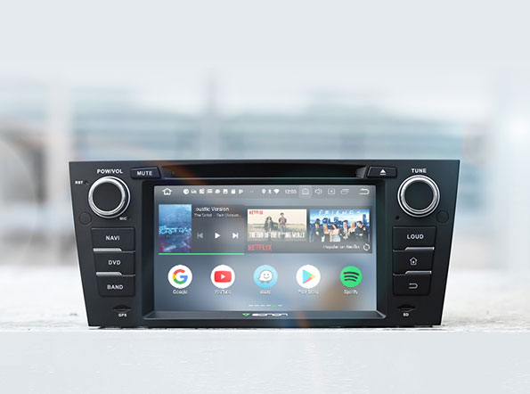 car stereos for bmw