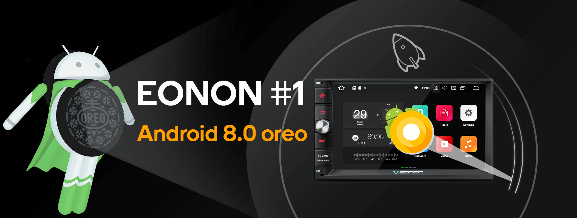 Eonon Official Site With Top Notch Android Car Stereo D5150 Wiring Diagram