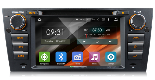 eonon car dvd, android car stereo, EononGA6165F for BMW