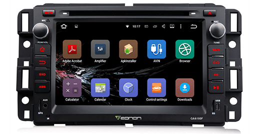 eonon car dvd, android car stereo, EononGA6180F for Chevrolet GMC