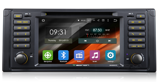 eonon car dvd, android car stereo, EononGA6201F for BMW