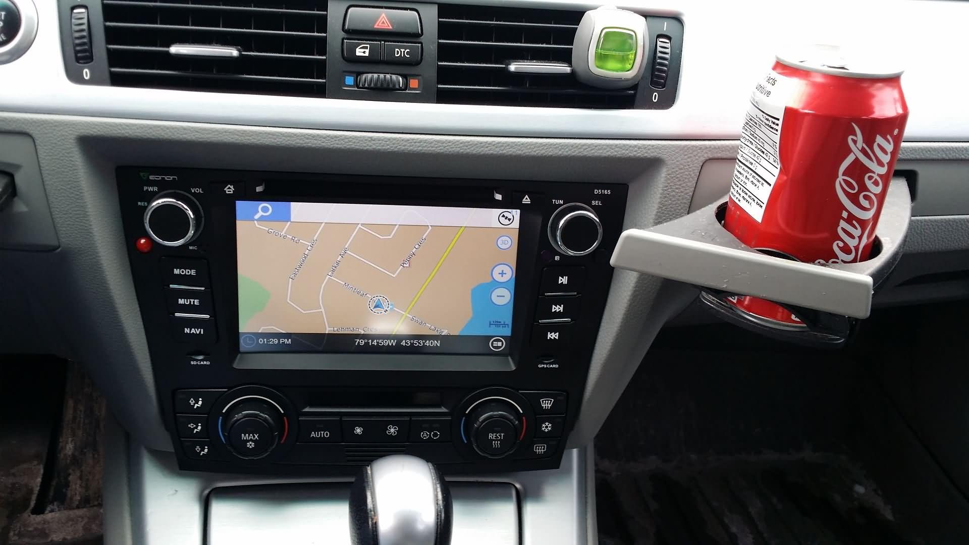 Eonon Car Gps D5165 Is Specific For Bmw E90 E91 E92 93 2006 2011 328i Double Din Archive Bimmerfest Forums