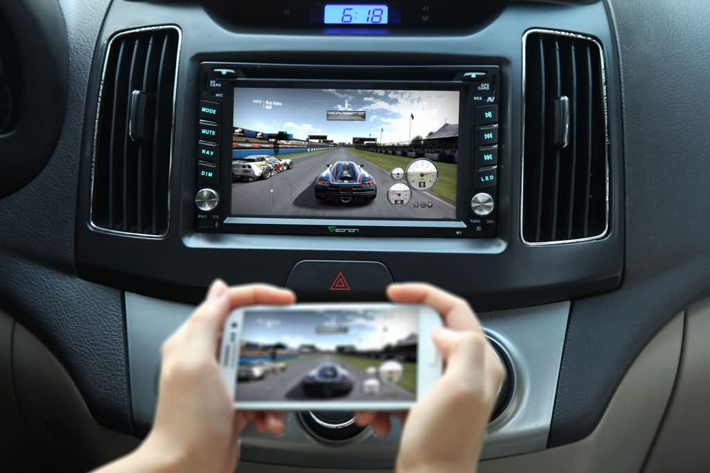 Eonon Flagship Screen Mirroring Car DVD - One Share Bring Multiple Joy and Happiness!