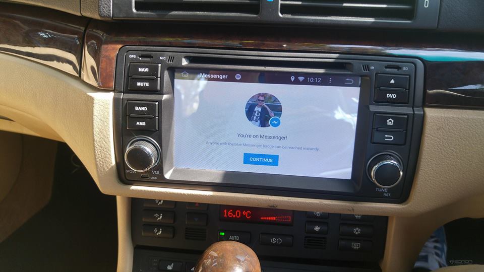 Vehicle Specific Android Car Stereo For Bmwrheonon: 2007 328i Bmw Screen Radio At Gmaili.net