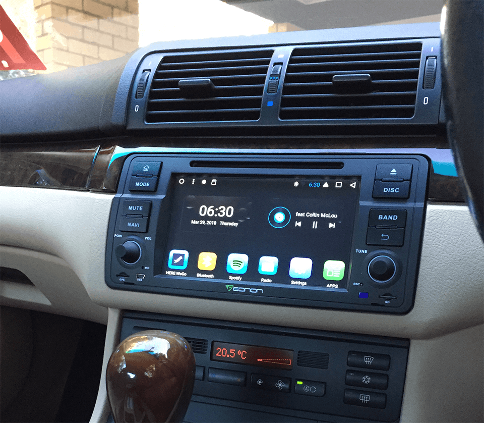 Vehicle Specific Android Car Stereo For Bmw Backup Camera Wiring Harness Click To See Full Screen Images