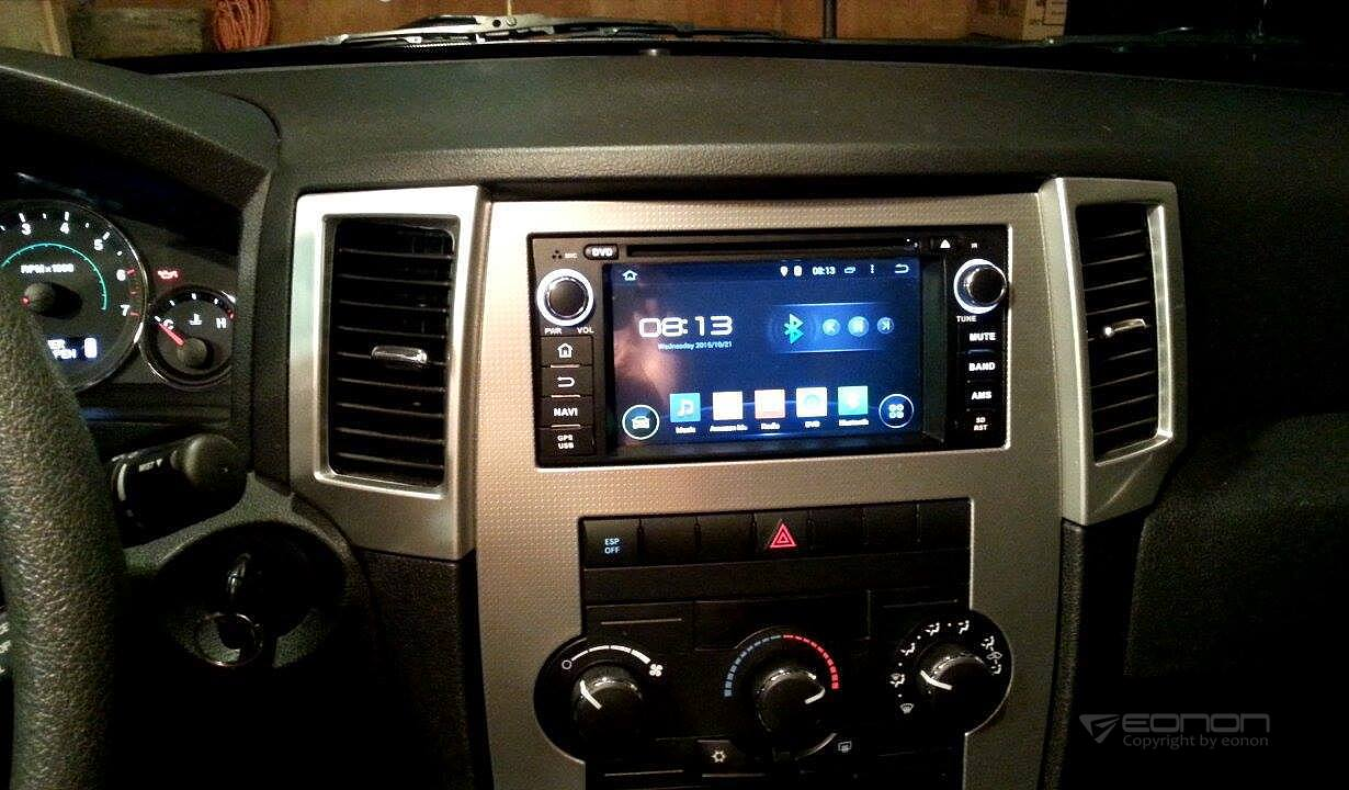 Android Double Din Radio (Anyone have one?) - JeepForum com