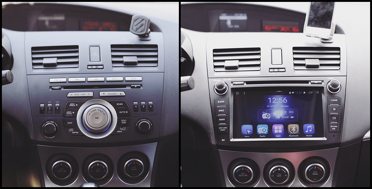 how to choose aftermarket car stereo