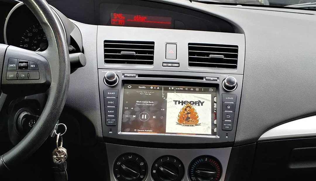 Vehicle Specific Android Car Stereo for Mazda