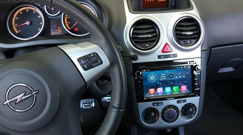Vehicle Specific Android Car Stereo for Opel /Vauxhall /Holden