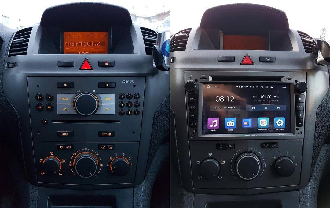 Back Up Cameras >> Vehicle Specific Android Car Stereo for Opel /Vauxhall /Holden