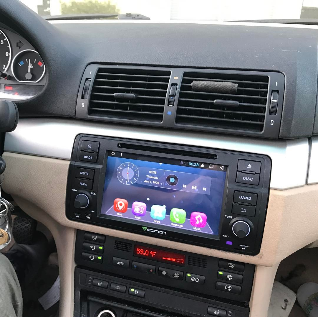 Android Car Gps Dvd Stereo 2001 Mustang 3 8 Wiring Harness Installation Images Click To See Full Screen