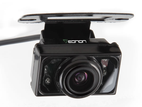 Backup Waterproof HD Camera with 5 LED Night Vision & Reversing Guard Line