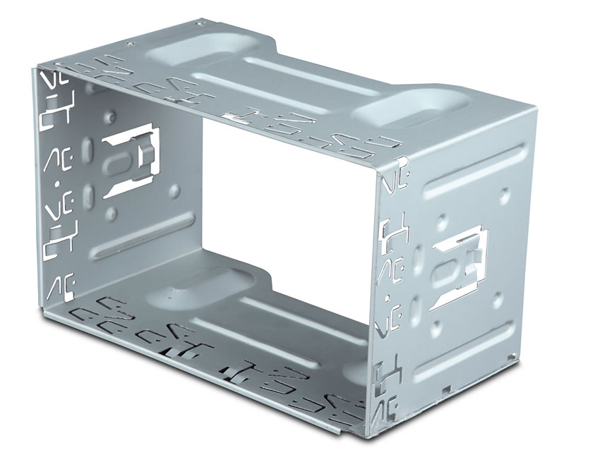 2 Din Metal Mounting Frame(Upgraded A0316)