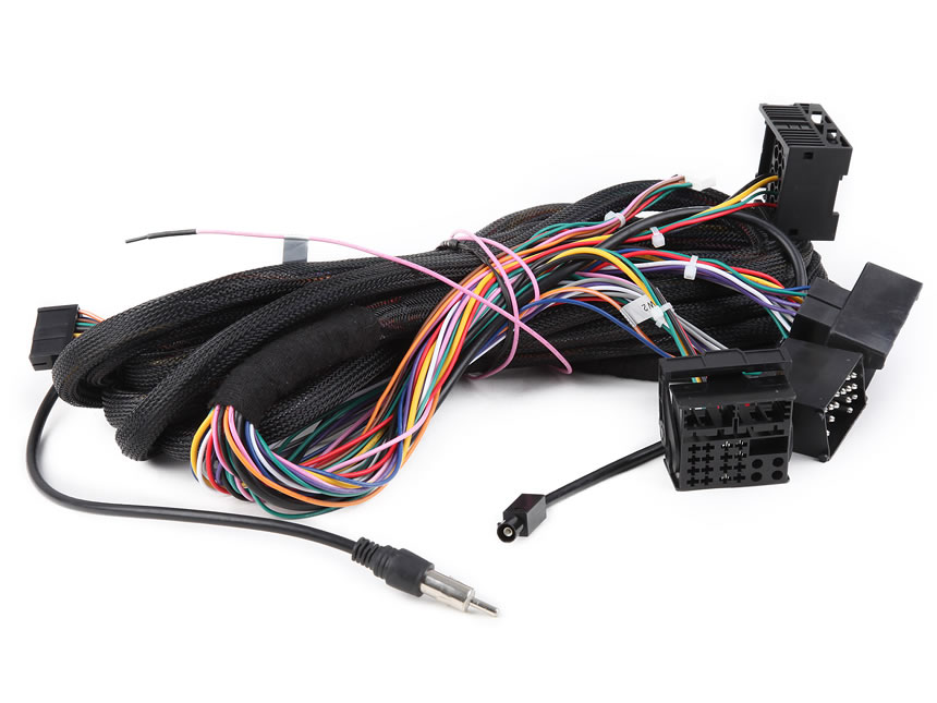eonon a0573 specific bmw installation wiring harness rh eonon com Ford Wiring Harness Kits Automotive Wiring Harness
