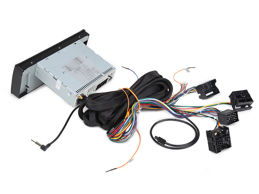 BMW E46/E39/E53 17 Pin + 40 Pin Extended Installation Wiring Harness for GA9201A  GA9166A GA9150A GA7201A