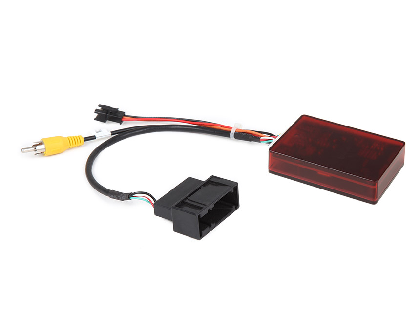 Volkswagen Backup Camera Decoder Box