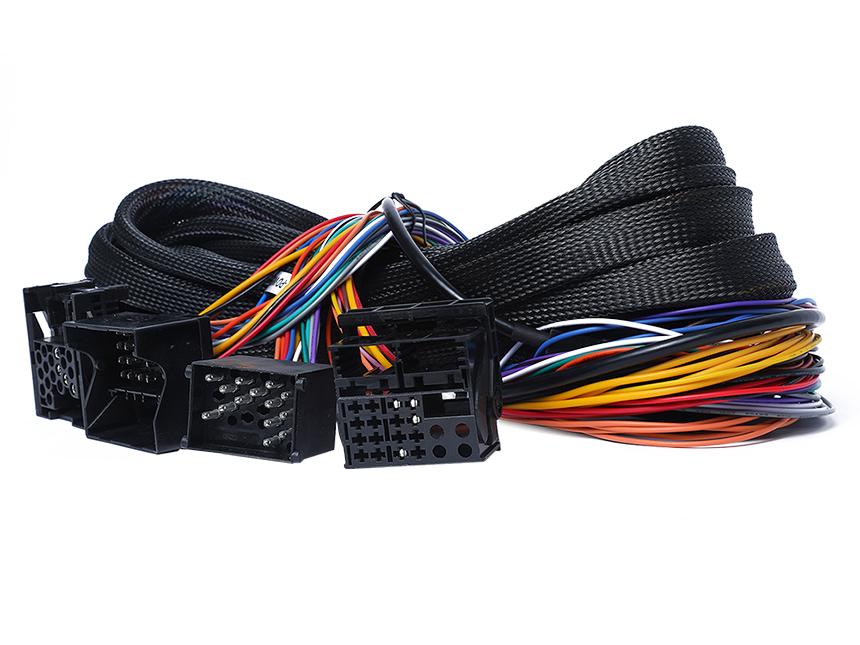 BMW E46/E39/E53 17 Pin + 40 Pin Extended Installation Wiring Harness for GA9250B/GA9301B/GA9150B/GA9201B