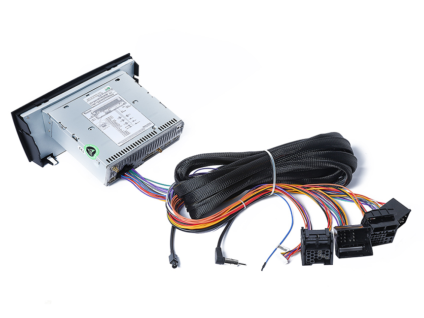 BMW E46/E39/E53 17 Pin + 40 Pin Extended Installation Wiring Harness for GA9250B/GA9301B/GA9150B/GA9201B
